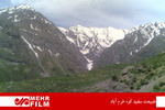 یک روز برفی در «سفیدکوه» خرمآباد/ چشماندازی زیبا از مرتع و کوهستان