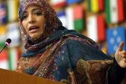 توكل كرمان: دول كالسعودية والإمارات تخشى الثورات ولو كانت في موزمبيق