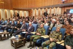 افتتاح حديقة متحف الدفاع المقدس في سمنان