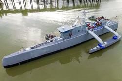 کشتی خودران