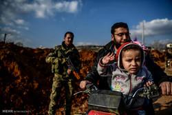 Fotoğraflarla Afrin operasyonuna kısa bir bakış