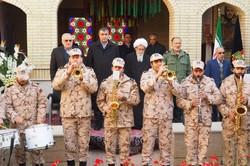 افتتاح فاز اول پروژه فرهنگی و موزه دفاع مقدس در مازندران