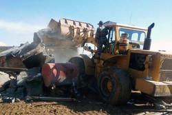 رفع تصرف ۱۰۰ هزار مترمربع از اراضی دولتی در استان هرمزگان
