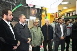 نمایش دستاوردهای انقلاب در «نمایشگاههای مدرسه انقلاب گلستان»