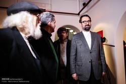 افتتاح بخش مفاخر جشنواره تجسمی فجر