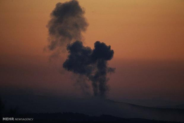 حمله گروه های مسلح به مرکز آشتی ملی روسیه در سوریه