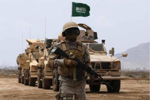 نظامیان سعودی