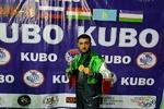 Iranian athlete wins gold medal at Armenia's Kung Fu c'ship