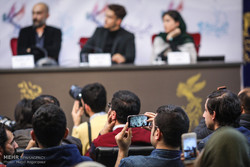 36. Fecr Film Festivali'nin perde arkasından kareler