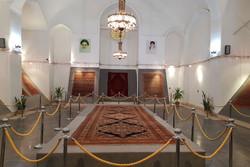 فرشهای ملایر در کاخ گلستان به نمایش گذاشته میشود