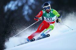 مسابقات اسکی آلپاین در سپیدان آغاز شد