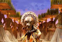 تئاتر موزیکال شیر شاه