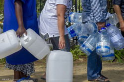جنوبی افریقہ میں پانی کی سہمیہ بندی
