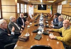 جلسه هیات مدیره باشگاه پرسپولیس با معاون وزیر ارشاد