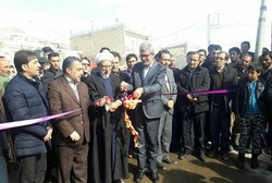 افتتاح واحد مددجویی بهزیستی در شهرستان هشترود