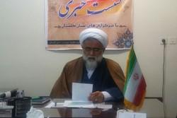 حجتالاسلام ایوب وردانی حوزه علمیه گلستان - کراپشده