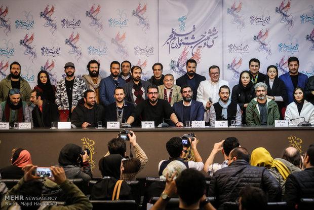 36th Fajr Film Festival on 3rd day