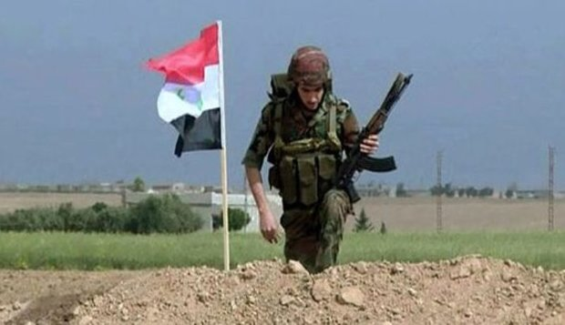 Syrian Army regains control over three villages in Hama