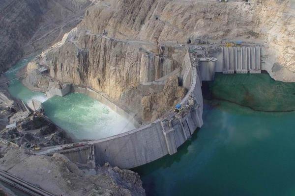 ۴۸ درصد ۱۷۷ سد مهم کشور، ۴۰ درصد آب دارد