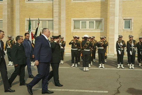 Moskova Emniyet Teşkilatı Genel Müdür Yardımcısı Tahran'da