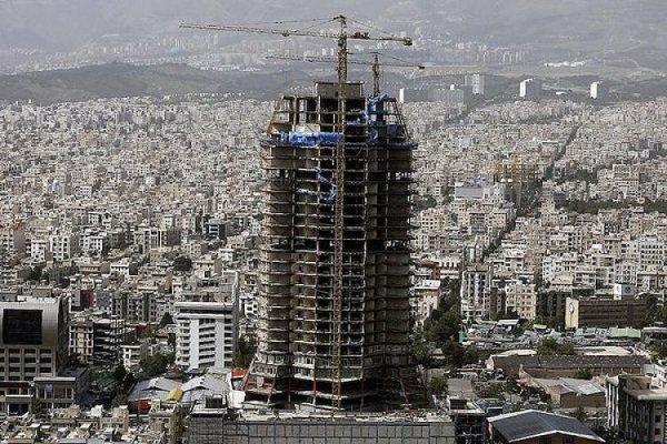 جزئیات پهنههای گسلی پرخطر، منطقه یک تهران