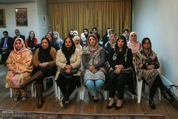 Ceremony on solidarity with oppressed Kashmiris