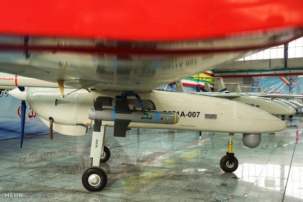 Iran starts mass production of advanced drone Mohajer-6