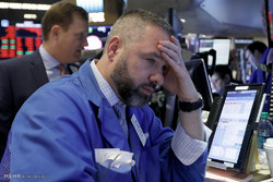 افت شدید سهام والاستریت/وحشت از جنگ تجاری بالا گرفت