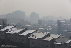 هوای تهران در وضعیت سالم/شاخص آلودگی به ۸۴ رسید