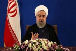 روحاني: العلاقات الايرانية - الهندية تمضي في اتجاه ايجابي وصحيح
