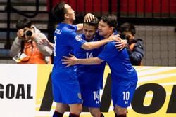 تیم ملی فوتسال تایلند