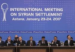 Astana peace talks to be resumed in February