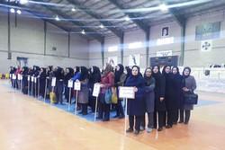 مسابقات آمادگی جسمانی بانوان شاغل در ادارات خرمآباد برگزار شد