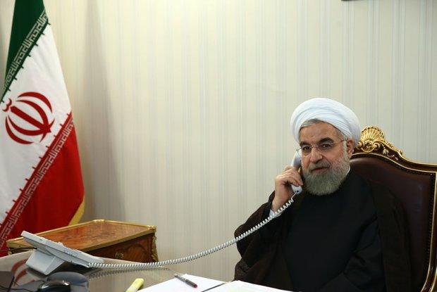 روحاني: سنستمر بالتعاون مع اوروبا في حال كانت نتائج اجتماع فيينا باعثة على الامل