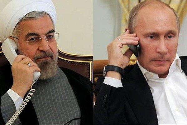 Ruhani ile Putin Suriye'yi görüştü