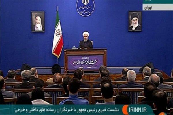 روحاني: الاتفاق النووي أقوى من أن يمزقه ترامب
