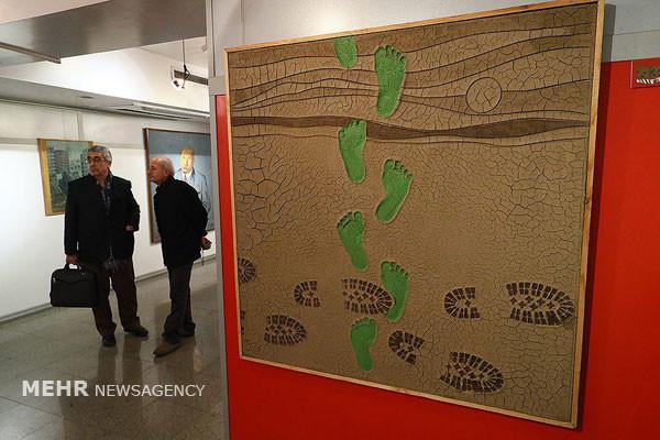 برپایی جشنواره هنرهای تجسمی ۴۰ سال انقلاب/آثار به دست مردم میرسد