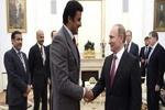 امیر قطر فردا عازم مسکو می شود
