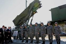 بازدید «مایک پنس» از سامانه دفاع موشکی پاتریوت در ژاپن