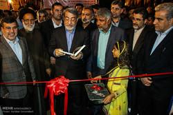إفتتاح ثلاثة مشاريع عمرانية في مدينة بندرعباس جنوبي ايران / صور