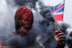 مسابقه استقامتی خیریه در انگلیس