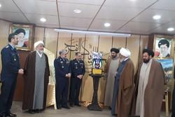 مراسم رونمایی از سه اثر فرهنگی نیروی هوایی ارتش برگزار شد