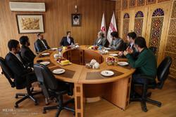 بازدید سخنگوی وزارت خارجه از خبرگزاری مهر