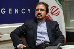 قاسمي: ليس هناك برنامج لزيارة رئيس وزراء اليابان الى  ايران لكي يتم إلغاؤها