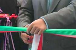 بهره برداری از پروژه آبرسانی در شهرستان خمین/ افتتاح بوستان شهدای گمنام