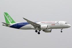 اولین هواپیمای چین ۲۰۲۱ در بازار/رقابت کامک با بوئینگ و ایرباس!