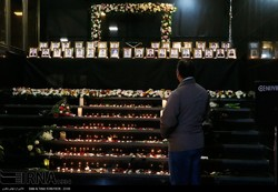 Candlelight vigil held in Tehran on January 16  to honor victims of Sanchi