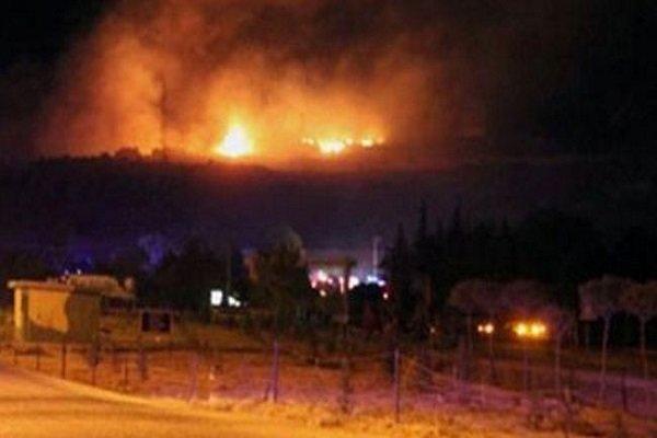 سوريا.. الدفاعات الجوية تتصدى لهجوم صاروخي في محيط دمشق وريف حمص الغربي