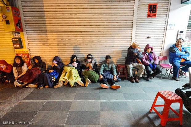 مشاهد من ما خلفه الزلزال الذي ضرب شرق تايوان مساء الثلاثاء