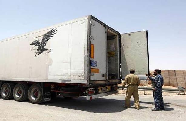 سوريا والعراق بصدد إعادة فتح معبر البوكمال الحدودي